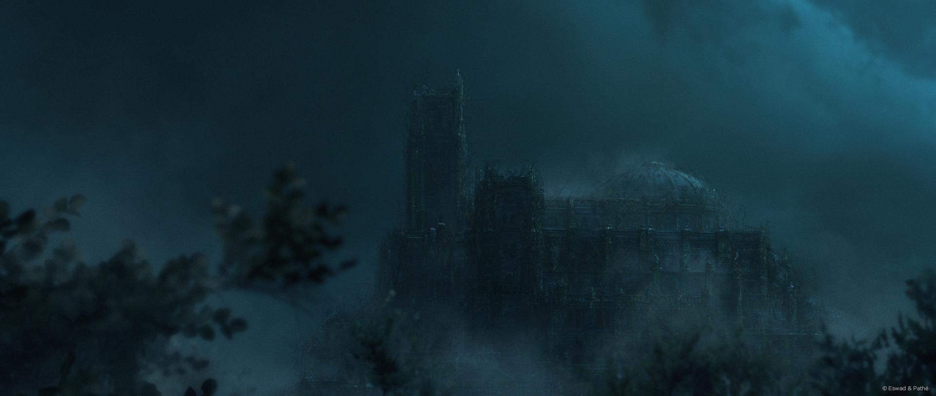 belle-et-la-bete-castle-night-darkness