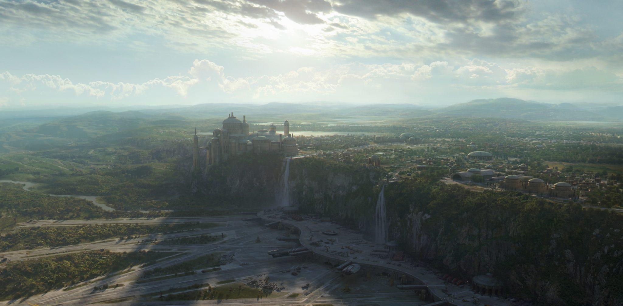 digital-painting-dusso-castle-forest